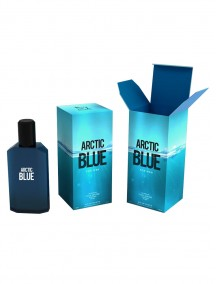 Mirage Brands 3.4 oz EDT - Arctic Blue (Version of Cool Water by Davidoff for Men)