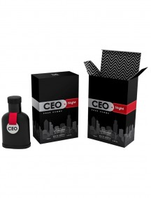 Mirage Brands 3.4 oz EDT - CEO Night (Version of Just Different by Hugo Boss)