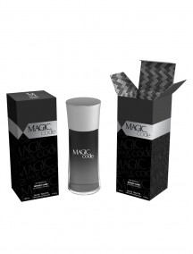 Mirage Brands 3.4 oz EDT Spray - Magic Code (Version of Armani Code by Giorgio Armani)