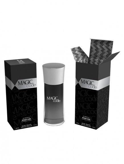 Mirage Brands 3.4 oz EDT - Magic Code