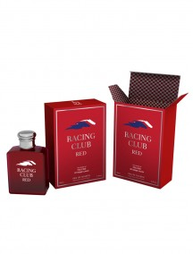 Mirage Brands 3.4 oz EDT Spray - Racing Club Red (Version of Polo Red)