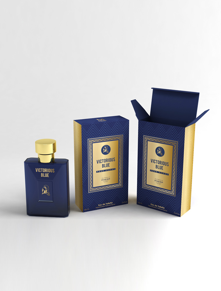Mirage Brands 3 4 oz EDT - Victorious Blue (Version of Dylan