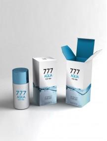 Mirage Brands 3.4 oz EDT - 777 Aqua (Version of 212 Men Aqua)