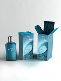 Mirage Brands 3.4 oz EDT - Arctic Blue Wave (Version of Cool Water Wave by Davidoff)