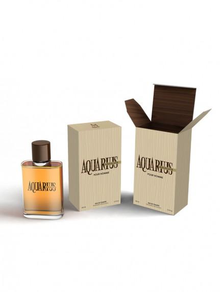 Mirage Brands 3.4 oz EDT - Aquarius Absolute (Acqua Di Gio Absolu by Giorgio Armani)