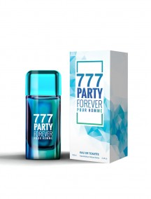 Mirage Brands 3.4 oz EDT - 777 Party Forever (Version of 212 VIP Men Party Fever by Carolina Herrera)