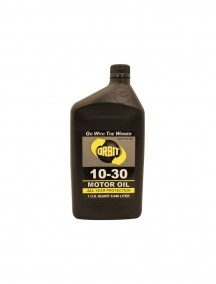 Orbit 10W30 Motor Oil 1 quart