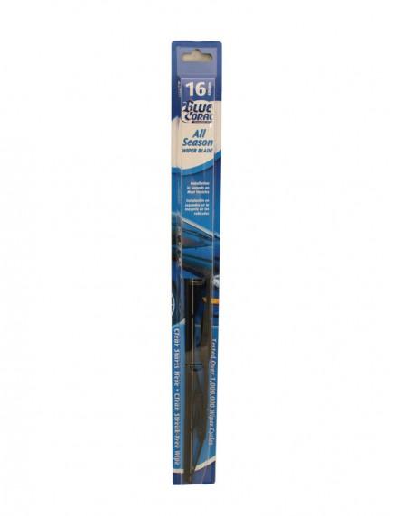 Blue Coral All Season Wiper Blade 16 406mm