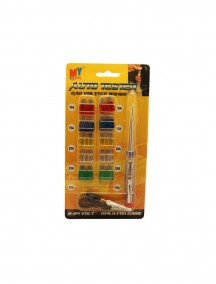 Auto Tester Car Voltage Tester & Fuses