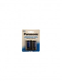 Panasonic C 2 pk Batteries