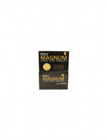 Magnum Large Size Condoms 48ct