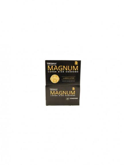 Magnum Large Size Condoms 48ct