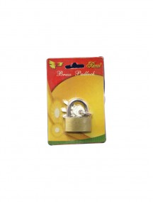 Brass Padlock 30 mm