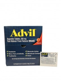 Advil 50 ct Dispenser