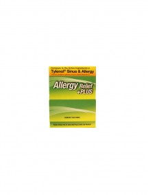 Allergy Relief +Plus 25ct Dispenser