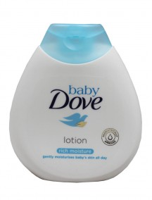 Baby Dove 200 ml Lotion - Rich Moisture