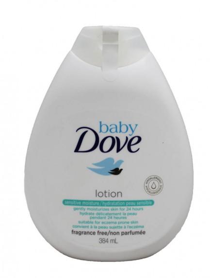 Baby Dove 384 ml Lotion - Sensitive Moisture