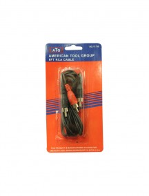 ATG 6 ft RCA Cable