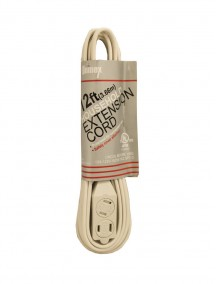 Household Extension Cord 12 ft