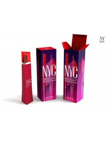 Mirage Brands 3.4 oz EDP Spray - NYC Delight Limited Edition (Version of DKNY Woman Limited Edition)