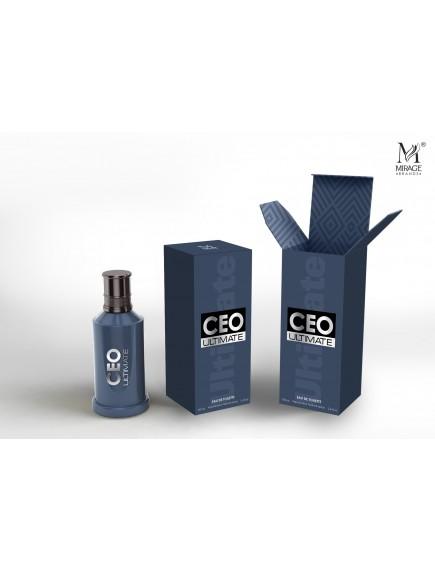 Mirage Brands 3.4 oz EDT Spray - CEO Ultimate (Inspired by Hugo Boss Infinite)