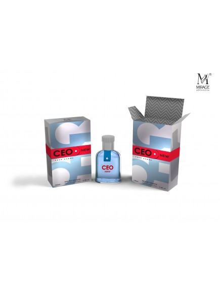 Mirage Brands 3.4 oz EDT Spray - CEO New (Inspired by Hugo Boss Now)