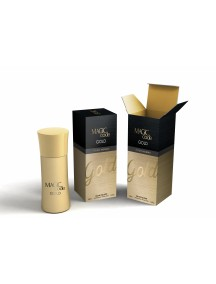 Mirage Brands 3.4 oz EDT Spray - Magic Code Gold (Inspired by Armani Code Absolu Gold by Giorgio Armani)