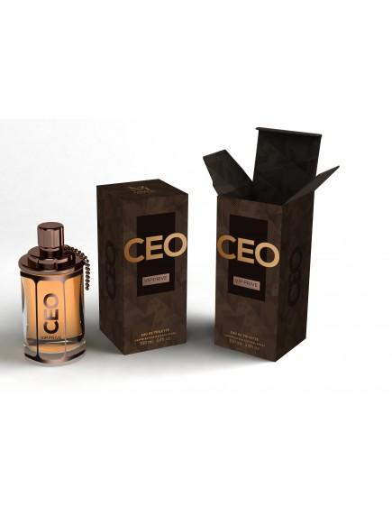 Mirage Brands 3.4 oz EDT Spray - CEO VIP Prive (Version of Hugo Boss The Scent Private Accord)