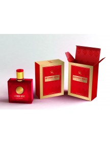 Mirage Brands 3.4 oz EDT Spray - Victorious Heroes Hot (Version of Versace Eros Flame for Men)