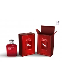 Mirage Brands 3.4 oz EDT Spray - Racing Club Red Intense (Inspired by Polo Red Eau De Perfum by Ralph Lauren)