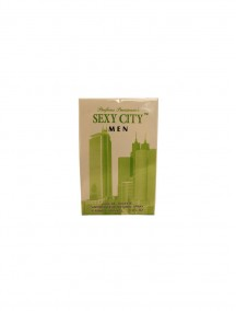 Sexy City- Men Sharp EDT 3.3oz