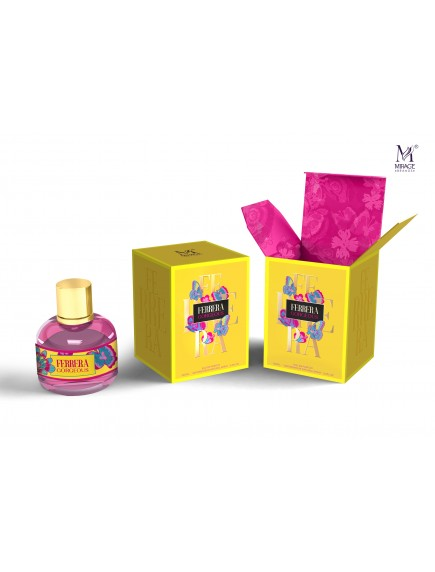 Mirage Brands 3.4 oz EDP Spray  - Ferrera Gorgeous (Inspired by CH Beauties by Carolina Herrera)