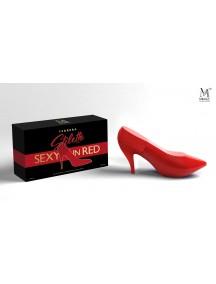 Mirage Brands 3.4 oz EDP Spray  - Ferrera Stiletto Sexy In Red (Inspired by Very Good Girl by Carolina Herrera)