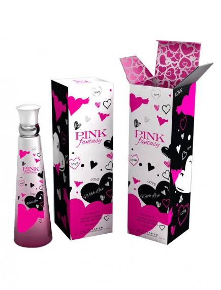 Mirage Brands 3.4 oz EDP - Pink Fantasy (Version of Pink All My Heart by VS)