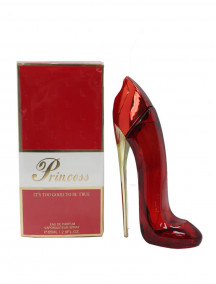 EBC Collection - Princess High Heel Red