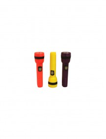 "Flashlight 6"" Assorted Colors"