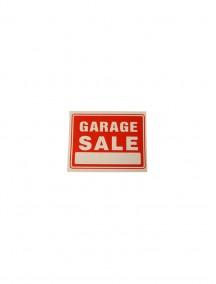Garage Sale Sign - Large