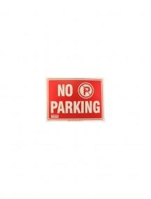 No Parking Sign-Small
