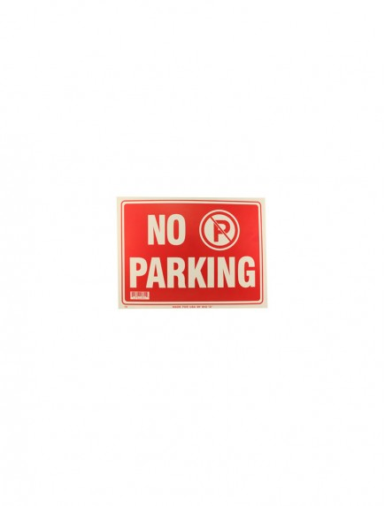 No Parking Sign - Small