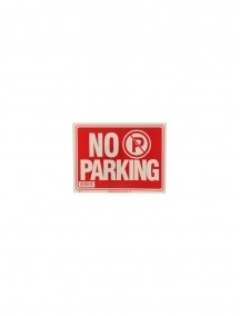 No Parking Sign - Large