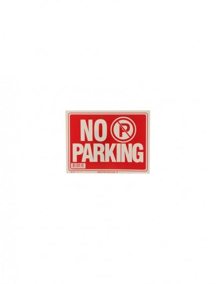 No Parking Sign - Large
