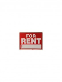 For Rent Sign - Small