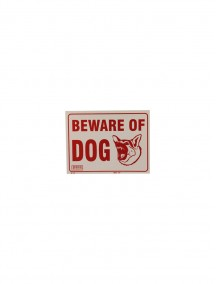 Beware of Dog Sign- Large
