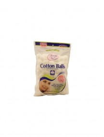 Cotton Balls 100% Pure Cotton 100 ct