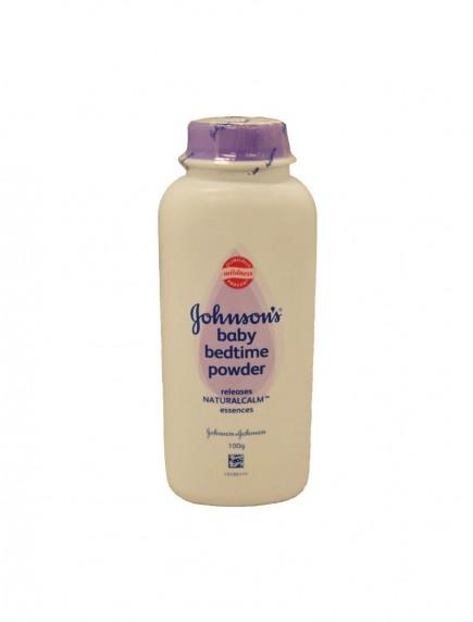 Johnsons Baby Powder 100g- Baby Bedtime Powder