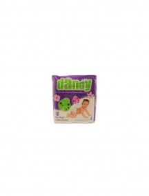 Dandy Baby Diapers 18 ct Size 4
