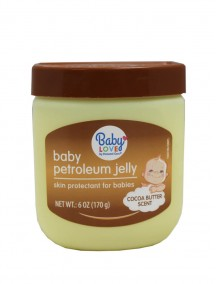 Baby Love Baby Petroleum Jelly 6 oz - Cocoa Butter Scent