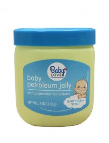 Baby Love Baby Petroleum Jelly 6 oz - Baby Fresh Scent
