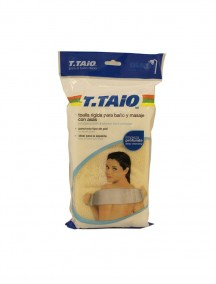 T.Taio Exfoliating Bath & Shower Back Scrubber with Handles