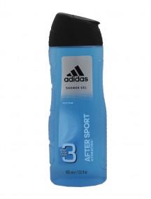 Adidas 13.5 fl oz 3 in 1 Shower Gel - After Sport